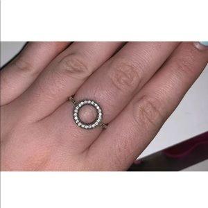 Pandora Halo Sparkle Ring Low Price
